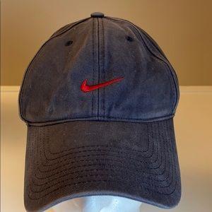 Nike adjustable vintage baseball hat
